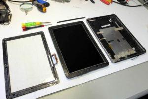 Réparation tablette iPad