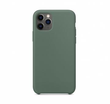 acheter coque silicone gel Apple iPhone 11 couleur Noir, Jaune , Gris , Bleu Foncé