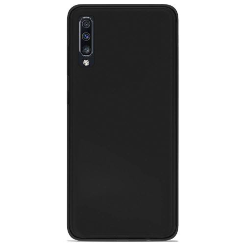 acheter Coque Silicone Samsung A70 , noir , rouge
