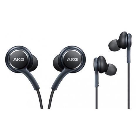 acheter Écouteurs Samsung Tuned by AKG Noir / Blanc , samsung , s10 , s10 plus , son , basse , qualité , écouteur samsung