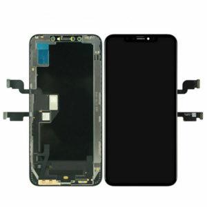 acheter Écran Oled + Vitre tactile pour iPhone XS Max Noir