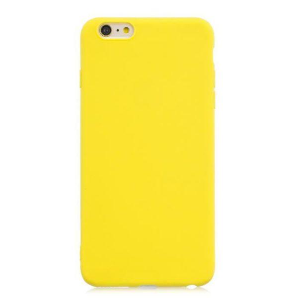 acheter coque silicone gel Apple iPhone X , XS couleur Noir, Jaune , Gris , Bleu Foncé