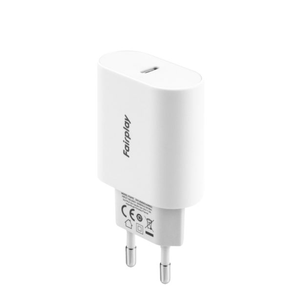 acheter FAIRPLAY MONZA Chargeur 18W/USB-C , chargeur iphone type-c